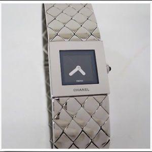 Chanel Matelasse Ladies Watch